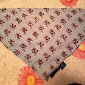 """27"""" by 17""""cotton triangle hair scarf"""